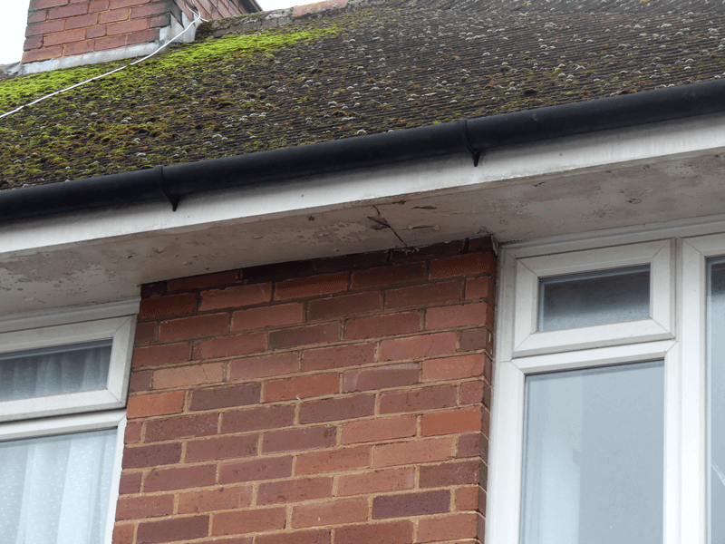 Asbestos Soffit Removal